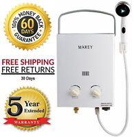 Marey GA5PORT - Tankless Gas Water Heater Plumbing Supplies
