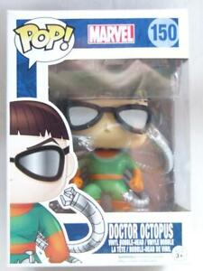 FUNKO-POP-VINYL-MARVEL-SPIDER-MAN-DOCTOR-OCTOPUS-150-with-FREE-PROTECTOR