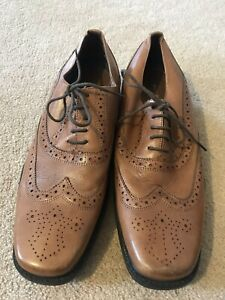 Hush-Puppies-Leather-Brown-Tan-Wide-Fit-Brogues