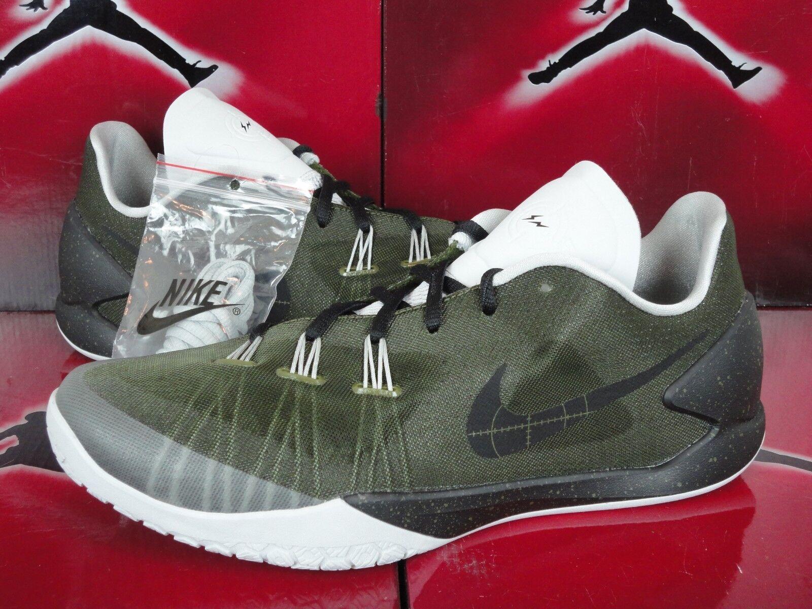 Nike Lab Hyperchase x Fragment Design SP SZ 8.5 8.5 8.5 ROUGH GREEN BLACK  789486-300 3cf8aa