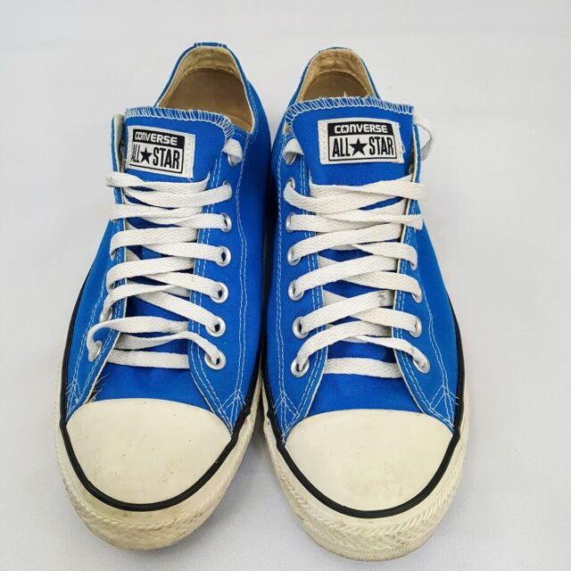 Converse All Star Chuck Taylor Men Size 10 Hyper Royal Blue Canvas Shoes