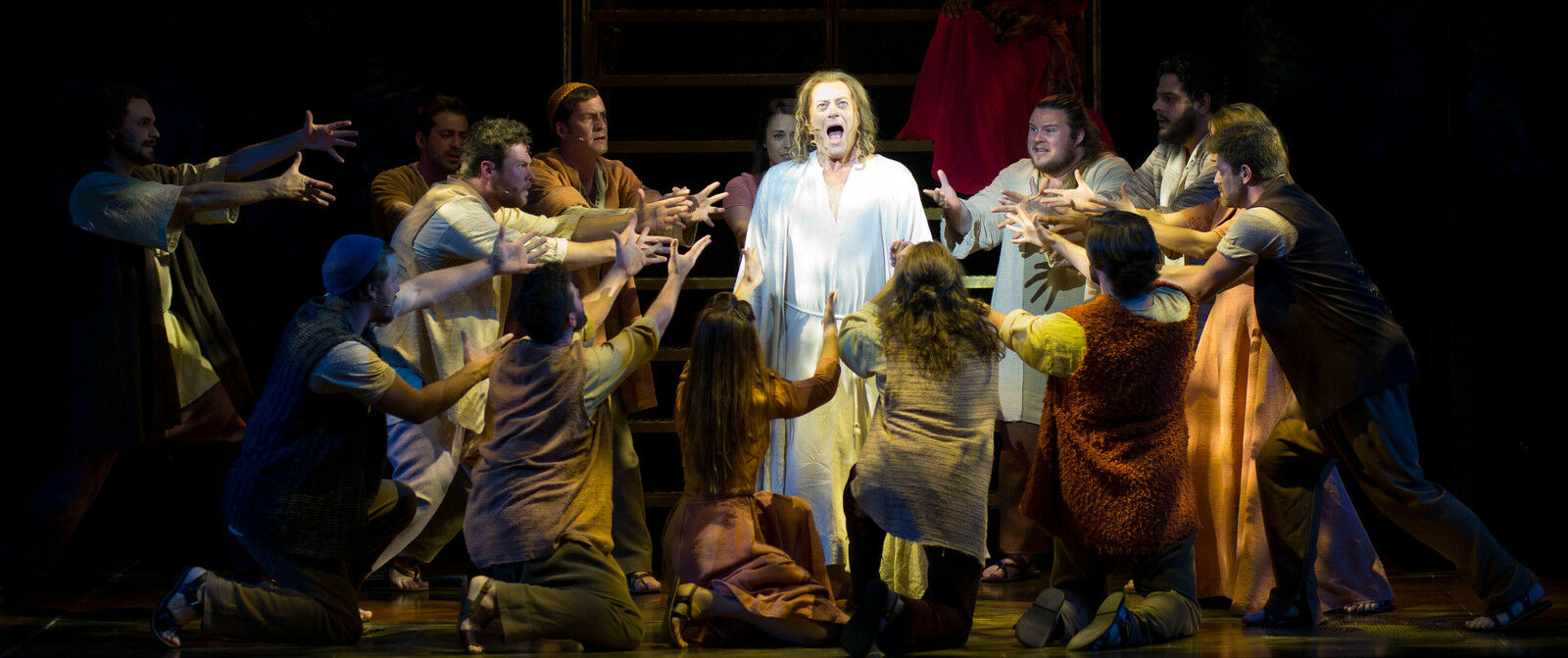 Jesus Christ Superstar Saint Paul