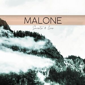 Malone-Secrets-And-Lies-CD-2nd-album-18-Tracks-amp
