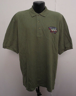 Fan Apparel & Souvenirs Indianapolis Motor Speedway Xl Shirt Brickyard 400 Port Authentic Polo Style Racing-nascar