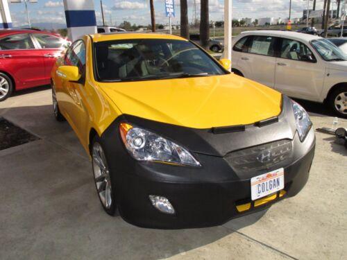 Fits Hyundai Genesis Coupe 2010-2012 W//License Colgan Front End Mask Bra 2pc