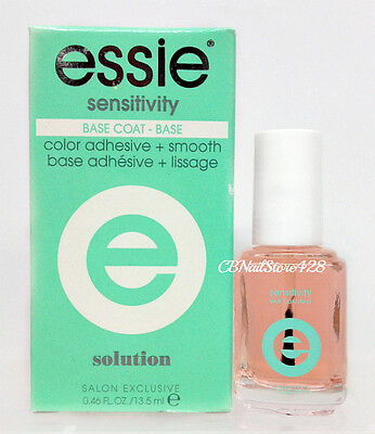 ESSIE Nail Lacquer - Base - Top - Nail Treatment 0.46 oz/13.5ml-- Pick Any Kind