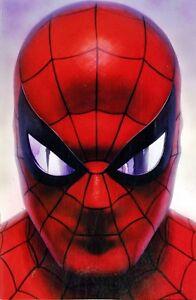 SPIDER-MAN-UOMO-RAGNO-n-700-VARIANT-cover-di-ALEX-ROSS-PANINI
