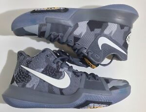 9ebc997f60f Nike Mens SZ 7.5 Kyrie III 3 Girls EYBL Basketball Shoes Rare Promo ...