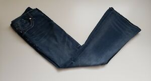 bd46bdd5601 Image is loading Seven7-Flare-Jeans-Womens-Size-10