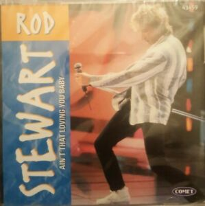 Rod Stewart Ain't That Loving You Baby Brand New cd