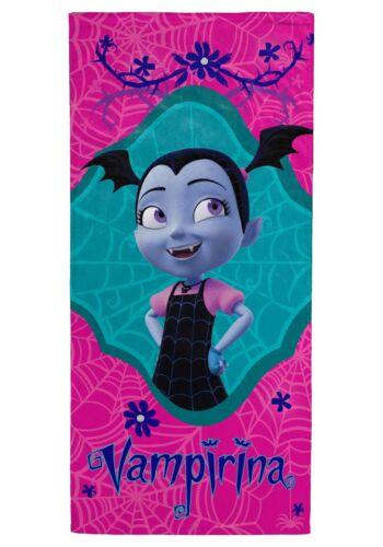 Vampirina Beach Towel