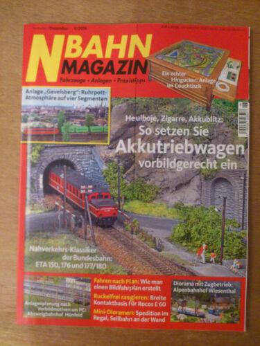 N-Bahn Magazin 6//2016