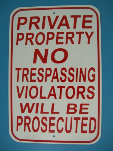 Warning Your A Target Street Sign Road Sign No Trespassing Warning Sign