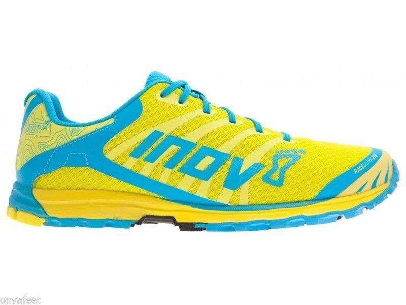 INOV 8 - RACE RACE RACE ULTRA 270 Limon/Blue c6ed32
