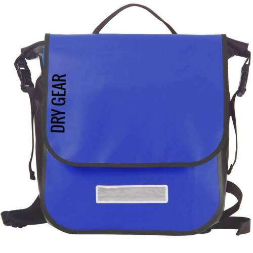 Dry Gear Messenger Bag By Mad Style Details about  /Mad Man