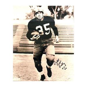 be756cf95 Bill Dudley signed Steelers 16x20 Sepia Photo dual Bullet   HOF 66 ...
