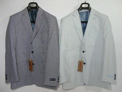 Samuel Windsor Mens Cotton Blend Summer Boating Blazer