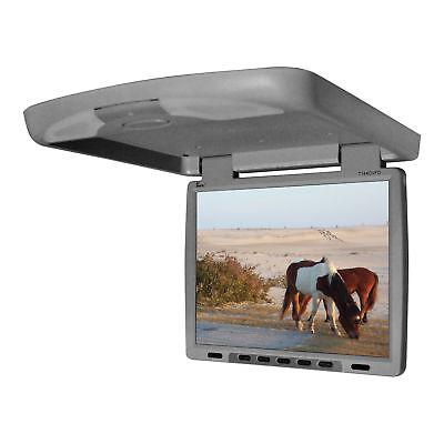Black Tview Universal Electronics Inc. Tview T2207IR-BK 22-Inch Car Flip Down Monitor