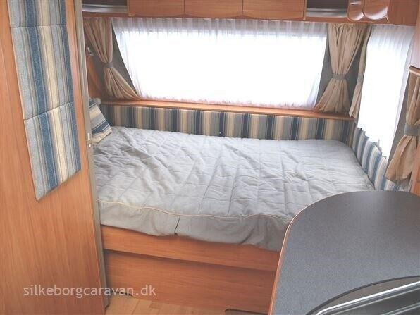 Adria Adora 482 PS, 2007, kg egenvægt 1025