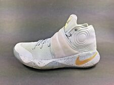 release date 10733 88ea7 item 6 Nike™ ~ KYRIE II 2 BATTLE GREY GOLD Basketball Shoes ~ 819583-005 ~  Men Sz 7.5 -Nike™ ~ KYRIE II 2 BATTLE GREY GOLD Basketball Shoes ~ 819583- 005 ...