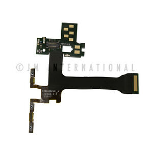 Motorola Droid Turbo 2 XT1585 Volume Button Power Button Connector Flex Cable