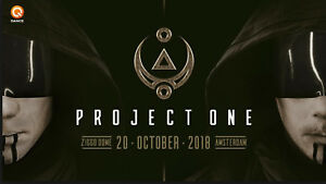 VIP Ticket: Q-dance presents: Project One