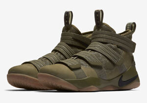 061a473e717 Image is loading NIKE-LEBRON-SOLDIER-XI-SFG-MENS-BASKETBALL-SHOE-
