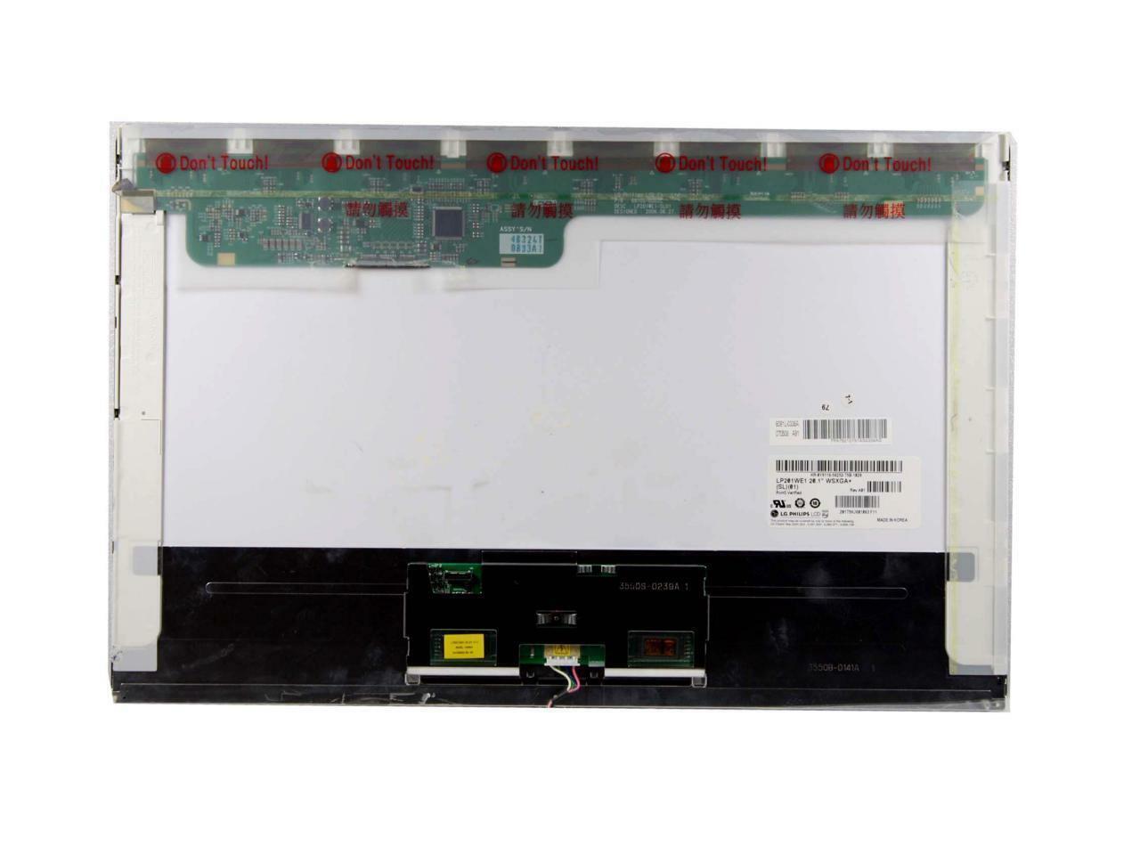 DELL XPS M2010 Sharp WSXGA Glossy CCFL Backlight Screen Inverter Board LCD Y9116