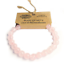 miniature 9 - Gemstone Beaded Power Bracelet Crystal Healing Protection Wealth Beneficial