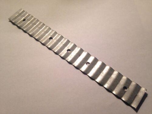 Brick Wall Ties 1500 Pieces  22 Gauge Galvanized Steel