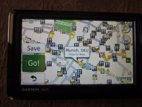 Central Europe GPS Map 2019.2 for Garmin devices on microSD