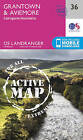 Grantown, Aviemore & Cairngorm Mountains by Ordnance Survey (Sheet map, folded, 2016)