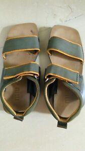 Tessuto 38 Miu Sandalo Pelle Numero E Tecnico In IwSHxq8HZ