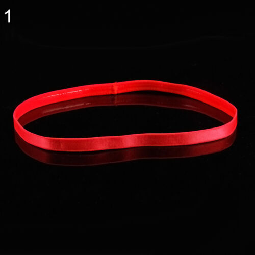 EG/_ WOMEN/'S MEN/'S CANDY RUNNING ANTI-SLIP ELASTIC HEADBAND HAIR BAND HOSPITABLE