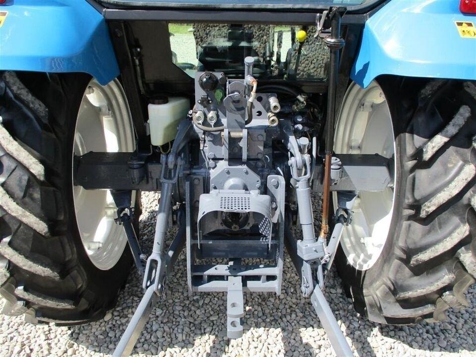 New Holland, TL 90 Godstraktor med frontlift, timer 3683