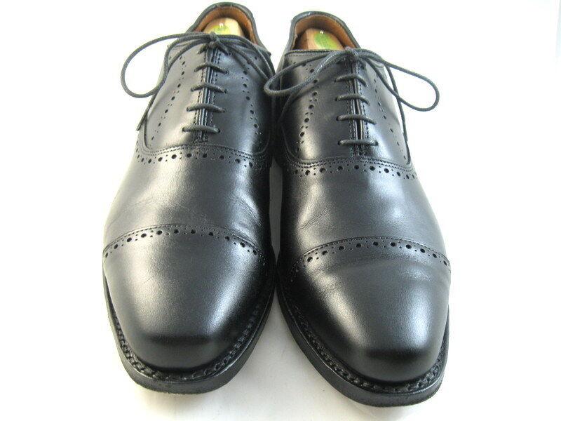 Allen Edmonds  Hale  Oxford 10 D Negro (859)