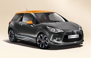 CITROEN DS3 Workshop Service and Repair Manual All Models DOWNLOAD 2009 To 2014