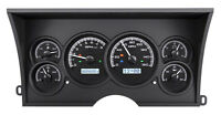 Dakota Digital 88 - 94 Chevy Gmc Pickup Truck Analog Dash Gauges Vhx-88c-pu-k-w