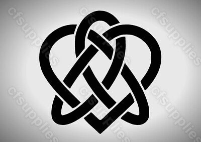 CELTIC//GOTHIC//TRIBAL melinex CROSS STENCIL  A5//A4 *NEW 190 micron *