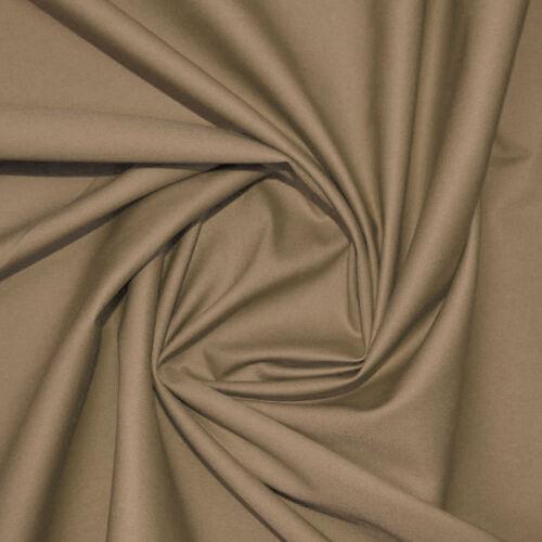 Camel Gabardine Fabric