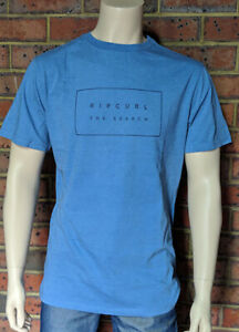 Rip-Curl-Men-039-s-Short-Sleeve-Top-Tee-T-shirt-size-L-NWOT-RIPCURL-bl03