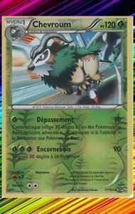 Chevroum-Reverse-XY8-Impulsion-Turbo-17-162-Carte-Pokemon-Neuve-Francaise
