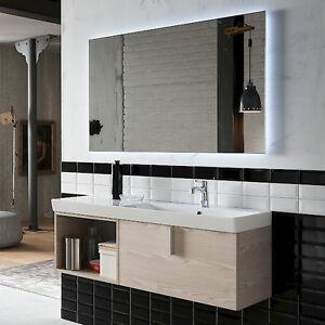 B201 67 Life – Mobile arredo bagno design L 121 cm personalizzabile ...