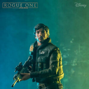 IRON-STUDIOS-Star-Wars-Rogue-One-Cassian-1-10-Scale-Figure-Statue-NEW-US-Seller