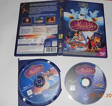 DVD Disney Aladdin 2-Disc Special Edition virtueller Flug auf Aladdins Teppich