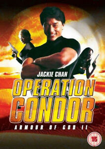 Operation-Condor-Armatura-Of-God-II-DVD-Nuovo-DVD-FHED3078