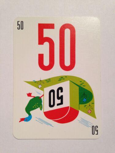 CARTE DE DISTANCE 50 1000 BORNES CLASSIQUE DUJARDIN