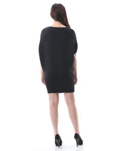 Dolman sleeve solid colored loose-fit tunic womens size s m l xl 2x 3x NWT