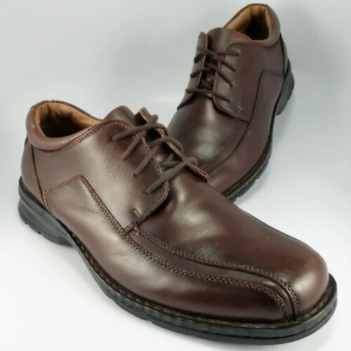 Prostyle Dress Mens Oxfords bicicletta 11m a Size in Lace up Brown di Dockers punta 31042444699 pelle qBdC5xSq