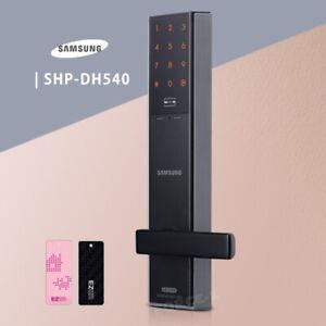 SAMSUNG-Ezon-SHP-DH540-Smart-Digital-Doolock-Keyless-Lock-Mortise-Passcode-RFID